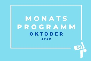 Monatsprogramm Oktober 2020