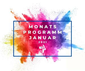 Monatsprogramm Januar 2021